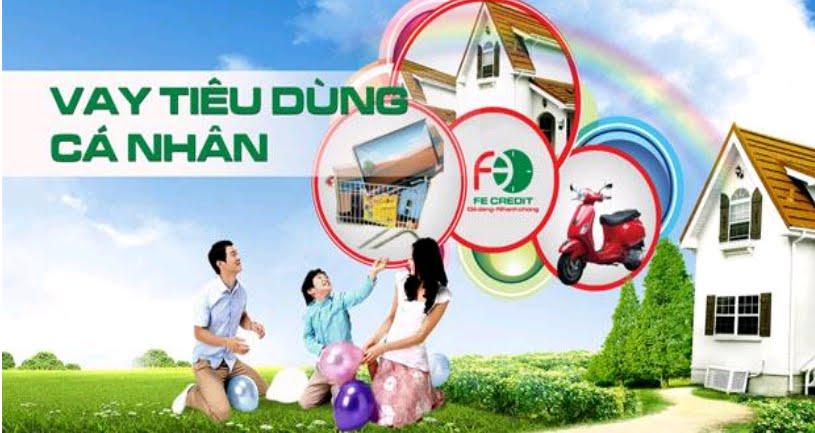 Vay Tiêu Dùng Tín Chấp - Hotline : 0941.12.13.14