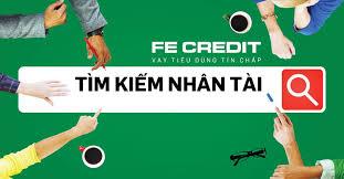 tuyển dụng fe credit